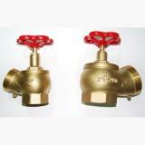Firehose - Crane (valve) brass fireman angular ПК-50, ПК-70