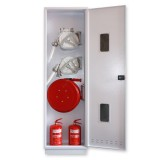 Hinged and built-in fire cabinet - Case fire ШПК - to order