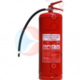 Powder and carbon dioxide fire extinguishers - Powder extinguisher OП 9