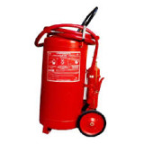 Powder and carbon dioxide fire extinguishers - Powder extinguisher OП-100.0