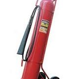 Powder and carbon dioxide fire extinguishers - Carbon dioxide fire extinguisher OУ - 40 (Mobile)