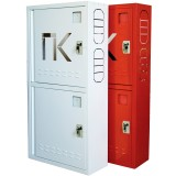 Hinged and built-in fire cabinet - Case fire ПКК - 1200x600x230 hinged