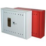 Шкаф пожарный навесной и встроенный - Шкаф пожарный шпк - 700х900x230  навесной